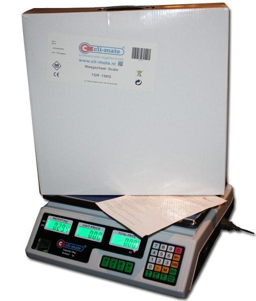 climate-digitale-weegschaal-1gram-15kg